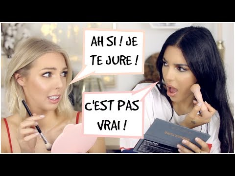 SCANDALES YOUTUBE + GET READY WITH US 💜 ft Sandrea