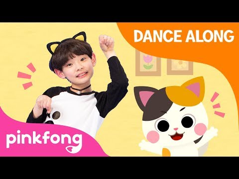 The Kitty Song | Dance Along | Meow Meow Meow | Pinkfong Songs For Children