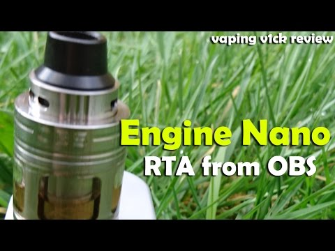 OBS Engine Nano Single Coil RTA - Is it all that?