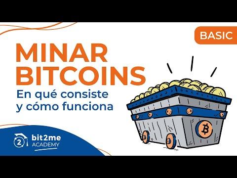 🎓MINAR BITCOIN, ¿en Qué Consiste Y Cómo Funciona La Minería De Bitcoin? - Bit2Me Academy