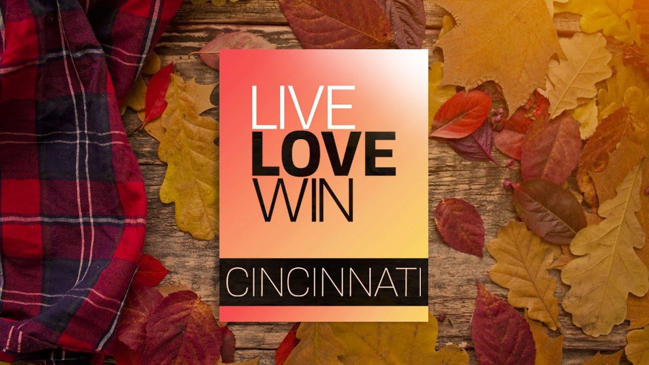 LIVE LOVE WIN   October 19, 2020
