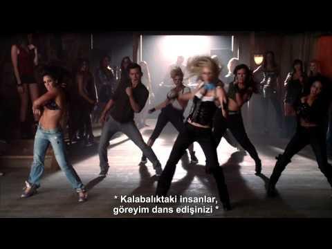 Glee - Me Against the Music (Türkçe Altyazı)