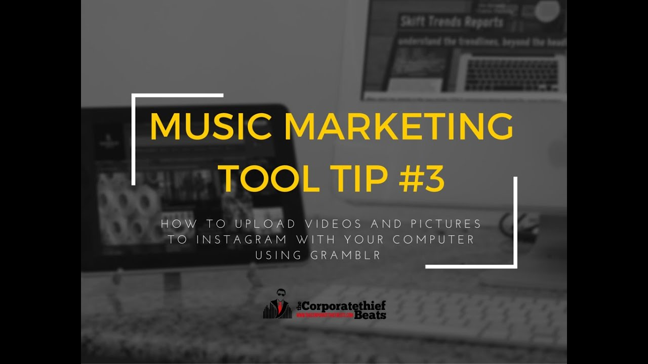 Music Marketing Tools Part 1 - The Corporatethief Beats