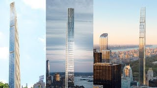 New York's Steinway Tower: The World's Skinniest Building Is Coming In US' Billionaire's Row