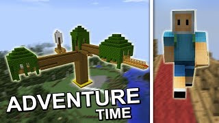 ADVENTURE TIME BOOMHUT! (Notch Survival #57)