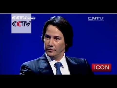 CCTV Icon - An Interview with Keanu Reeves