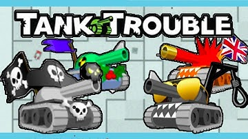 Tank Trouble Online: Turbo Gameplay