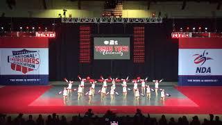 Texas Tech Pom Squad 2018 NDA D1A Pom National Chions