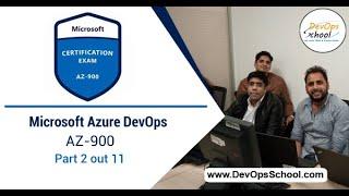 Microsoft Azure DevOps | AZ-900 | Part 2 out 11- by DevOps School