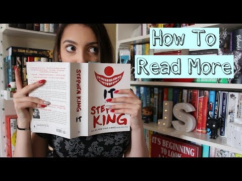 How To Read More //