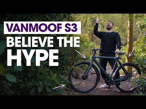 VanMoof's S3 is the e-bike we'd buy ourselves