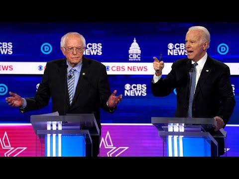 الانتخابات الرئاسية الأمريكية 2020: بيرني ساندرز ينسحب من السباق التمهيدي للحزب الديمقراطي