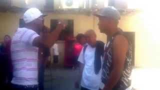 Tocada de mancha urbana el efecto del rap