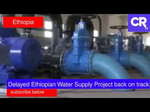 Ethiopia water supply project