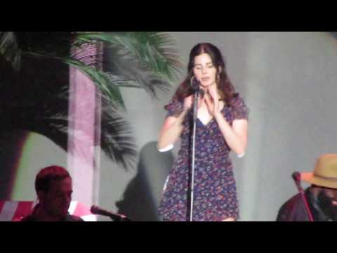 Lana del Rey - Lust For Life Live Lollapalooza Chile 18/03/2018