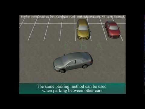 Bay parking lesson