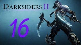 Прохождение Darksiders 2 Часть 16 (Псикамерон, Эхидна)