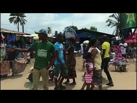 Beautiful Liberia indeed