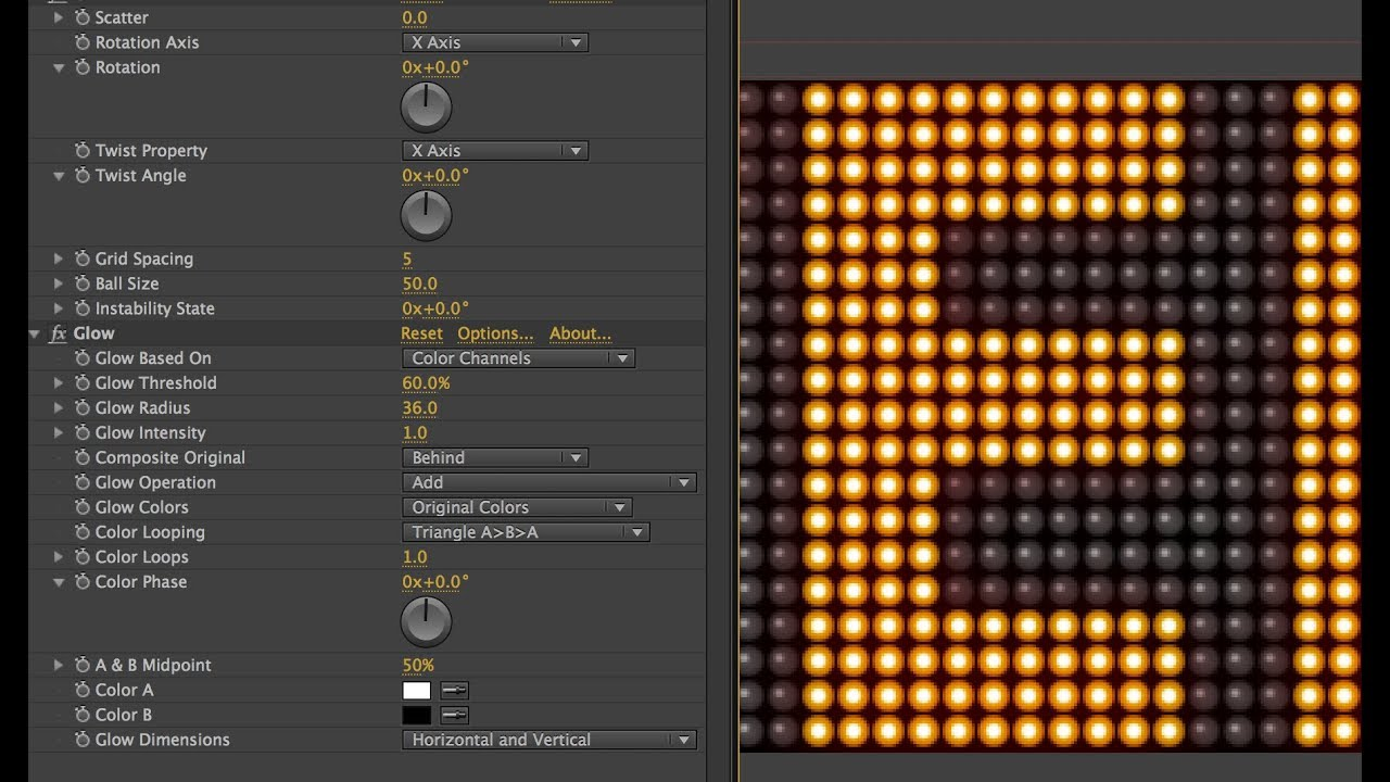 LED Sign Board - After Effect Tutorial Latest