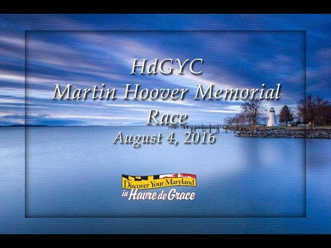 2016 08 04 HdG Yacht Club - Martin Hoover Memorial Race