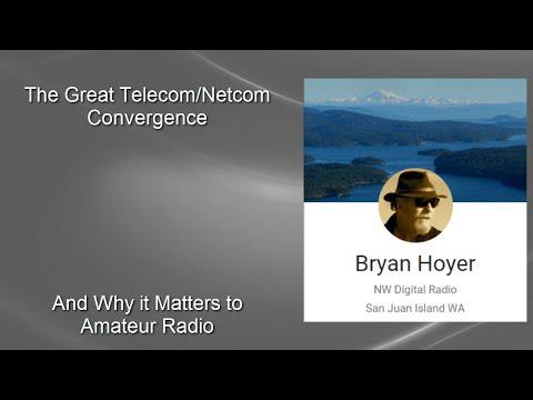 Telecom/Netcom Convergence and Ham Radio - MicroHAMS Conference 2015