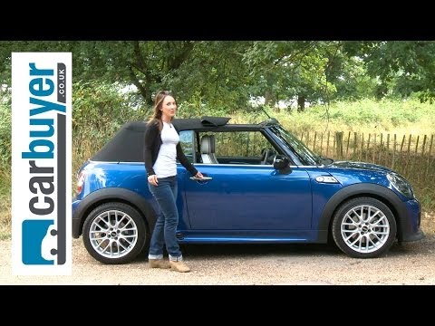 MINI Cooper convertible 2013  CarBuyer