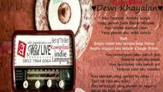 Daun Band - Dewi Khayalan (Album BEST OF THE BEST KOMPILASI INDIE LAMPUNG 2002)