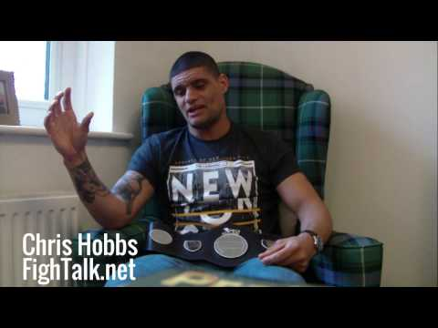 CHRIS HOBBS TALKS LOCAL FIGHT WITH JOEL MCINTYRE + DON CHARLES OUTBURST