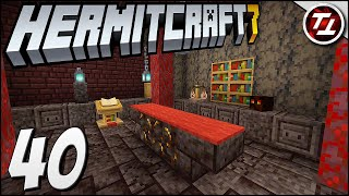 "My Biggest Game EVER! ""Decked Out"" - Hermitcraft 7: #40"