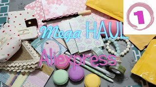 Mega HAUL Aliexpress - PRIMA PARTE
