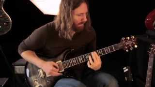 Paul Reed Smith Modern Eagle Quatro Tone Review And Demo