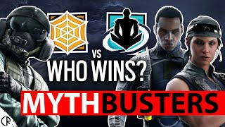 Mythbusting Shifting Tides - Kali & Wamai - Tom Clancy's Rainbow Six Siege