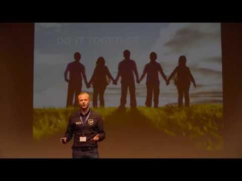Energy Now 2016 & Studium Generale Eindhoven: SETalk Max Aerts