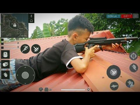 ( Phim Ngắn) Free Fire: Nhiệm Vụ Nguy Hiểm 3 - Phiên Bản Con Nít - NCT Vlogs.