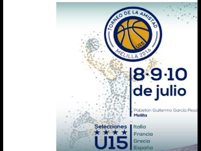 Στο youtube οι αγώνες των Εθνικών μας ομάδων παμπαίδων και παγκορασίδων στην Μελίγια της Ισπανίας (Τουρνουά Φιλίας)