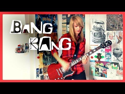 ☆ GREEN DAY - BANG BANG - GUITAR COVER BY CHLOE ☆