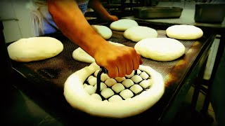 """Экскурсия в пекарню """"Шах"""" в Турции."""