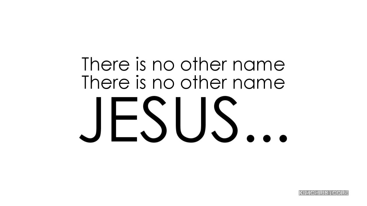 Hillsong worship no other name 2014 lyrics youtube hillsong worship no other name 2014 lyrics hexwebz Image collections