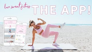 LSF The App! At-Home Workout App for Women