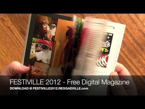 FESTIVILLE 2012 - Reggaeville Festival Guide [Interviews, Festivals, Reviews, etc...]