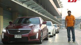 Cadillac CTS V 2016 كاديلاك سي تي اس-في