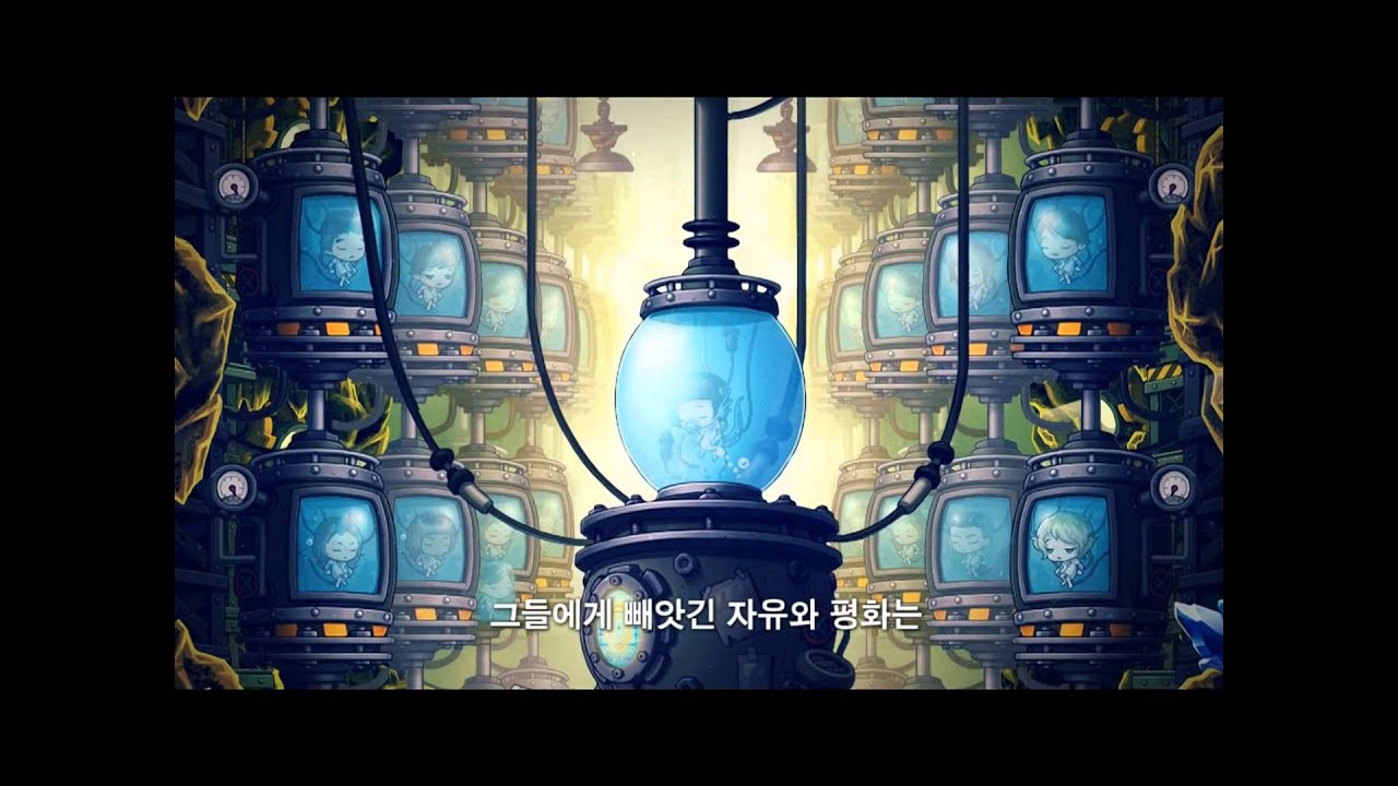 Maplestory Mechanic Hd1080 Patch Bigbang By 64tktv Youtube