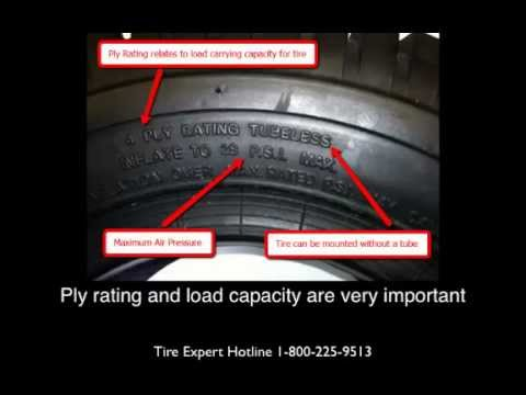 what does mower tire ply rating mean youtube. Black Bedroom Furniture Sets. Home Design Ideas