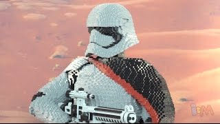NEW LEGO toys & sets at NY Toy Fair 2016 - Star Wars & more