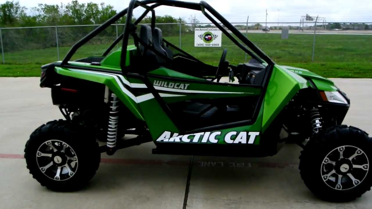 Arctic Cat Wildcat For Sale