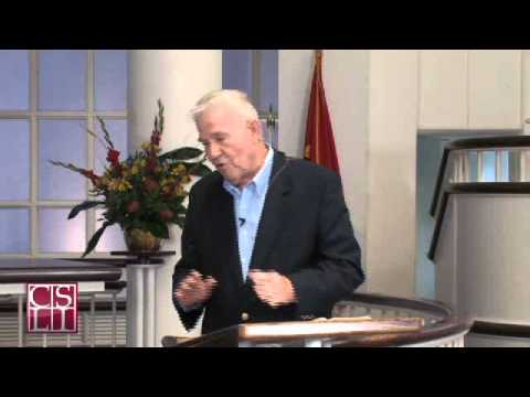 Master Plan for Discipleship with Robert Coleman - Session 6 of 9 - Delegation