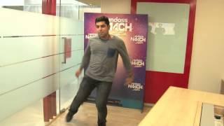 UTV bindass NAACH, Sagar Ahuja, OMD, Mumbai