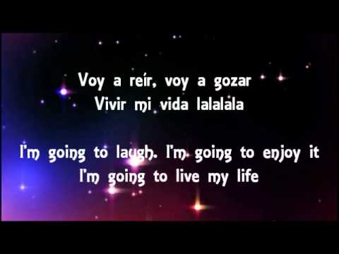 Marc Anthony: Vivir mi vida (Lyrics in English & Spanish)