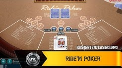 Ride'm Poker slot by Nucleus Gaming