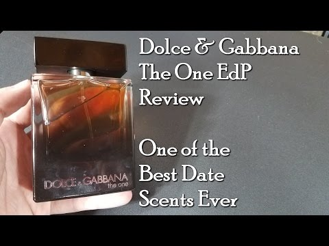 Dolce & Gabbana The One EdP - One of the Best Date Night Scents